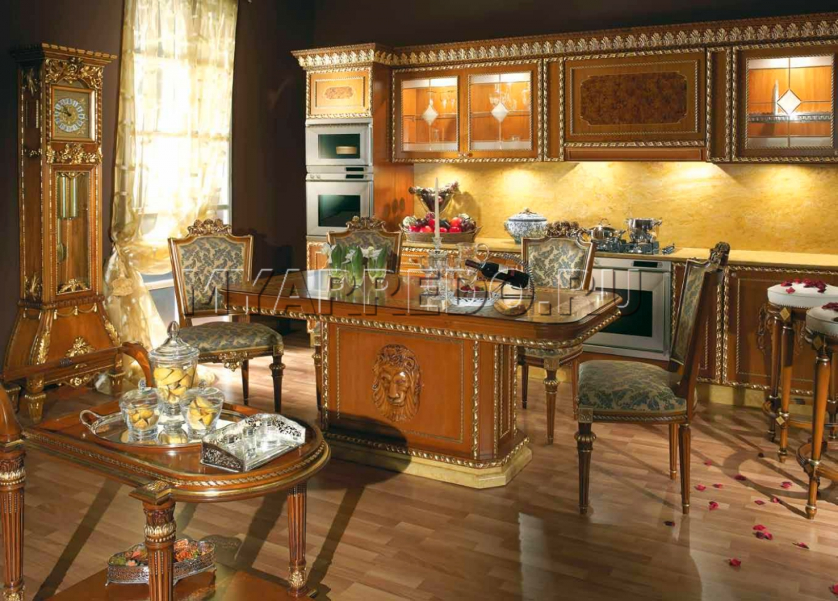 Кухня ASNAGHI INTERIORS KITCHEN Emperor